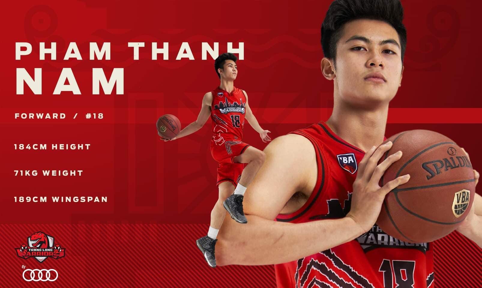 Đội hình chính thức ở VBA 2020 của Thang Long Warriors 9