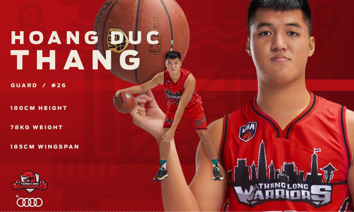 Đội hình chính thức ở VBA 2020 của Thang Long Warriors 10