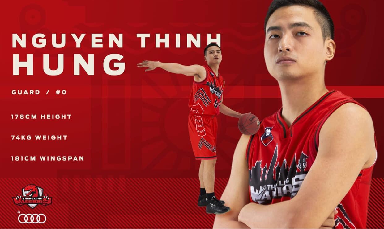 Đội hình chính thức ở VBA 2020 của Thang Long Warriors 8