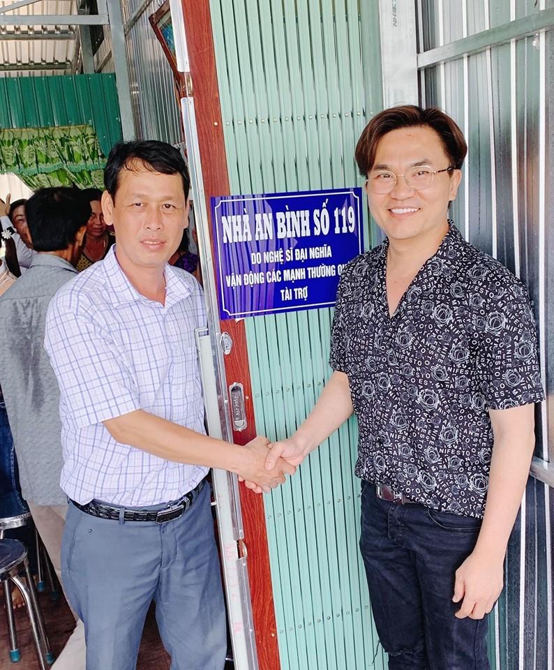 Sao Việt hướng về khúc ruột miền Trung, quyên góp cả chục tỷ đồng 4
