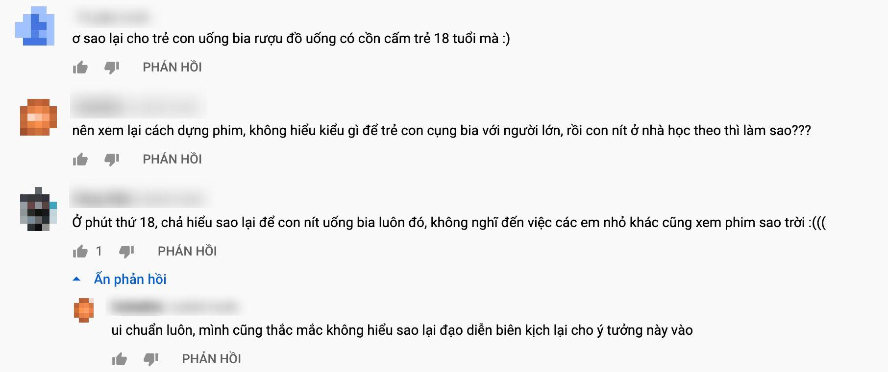 Một số bình luận của dân mạng.