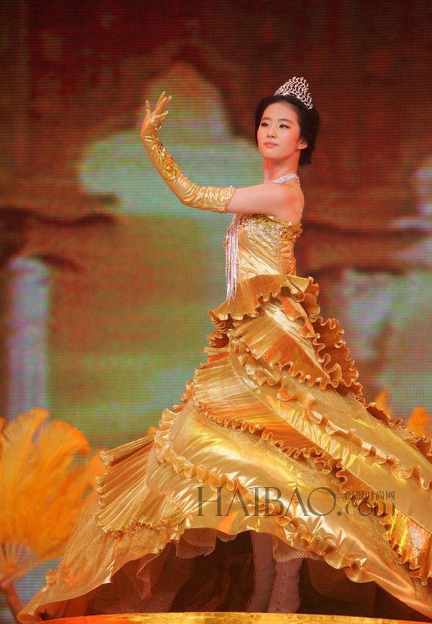 Tác phẩm nào đã giúp Lưu Diệc Phi, Triệu Lệ Dĩnh, Tống Thiến,… trở thành Nữ thần Kim Ưng? 1