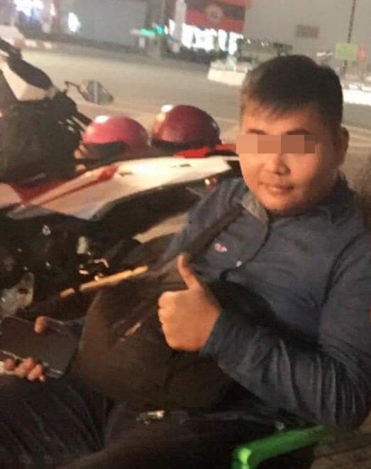Hiệp sĩ đường phố Cao Võ Minh Quang.