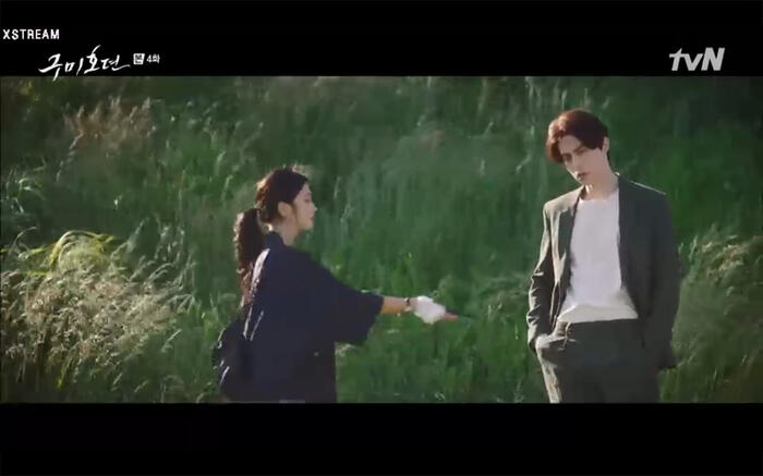 'Bạn trai tôi là hồ ly' tập 4: Lee Dong Wook vượt 18 tầng địa ngục để cứu người tình? 0