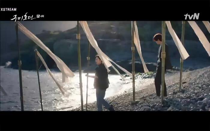 'Bạn trai tôi là hồ ly' tập 4: Lee Dong Wook vượt 18 tầng địa ngục để cứu người tình? 1