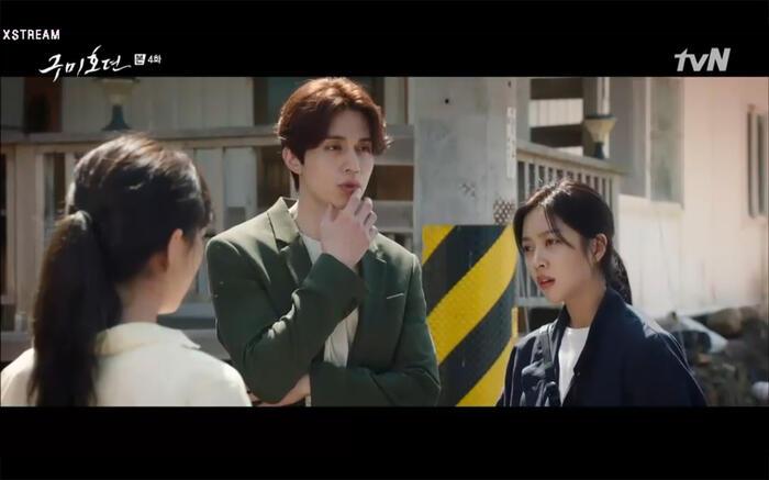 'Bạn trai tôi là hồ ly' tập 4: Lee Dong Wook vượt 18 tầng địa ngục để cứu người tình? 2