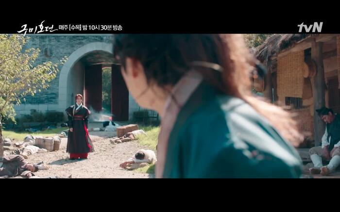 'Bạn trai tôi là hồ ly' tập 4: Lee Dong Wook vượt 18 tầng địa ngục để cứu người tình? 4