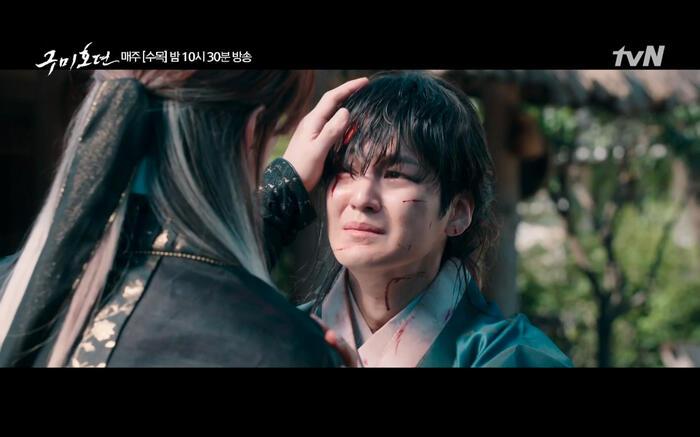 'Bạn trai tôi là hồ ly' tập 4: Lee Dong Wook vượt 18 tầng địa ngục để cứu người tình? 5