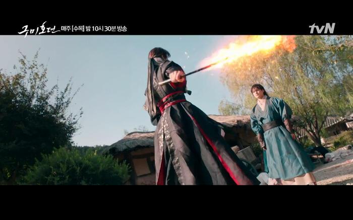 'Bạn trai tôi là hồ ly' tập 4: Lee Dong Wook vượt 18 tầng địa ngục để cứu người tình? 6