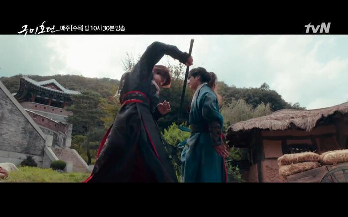 'Bạn trai tôi là hồ ly' tập 4: Lee Dong Wook vượt 18 tầng địa ngục để cứu người tình? 7
