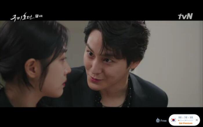 'Bạn trai tôi là hồ ly' tập 4: Lee Dong Wook vượt 18 tầng địa ngục để cứu người tình? 18