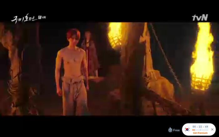 'Bạn trai tôi là hồ ly' tập 4: Lee Dong Wook vượt 18 tầng địa ngục để cứu người tình? 22