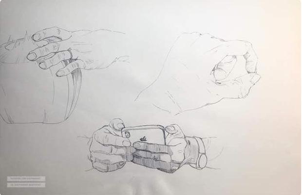 Nữ sinh lớp 8 khiến cư dân mạng 'mắt tròn mắt dẹt' vì vẽ giống hệt sách giáo khoa 4