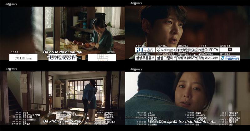 'Xứ sở Alice' teaser tập 25-26: Biên kịch bẻ lái cực gắt, không ai khác Joo Won là hung thủ giết chính mẹ ruột của mình? 1