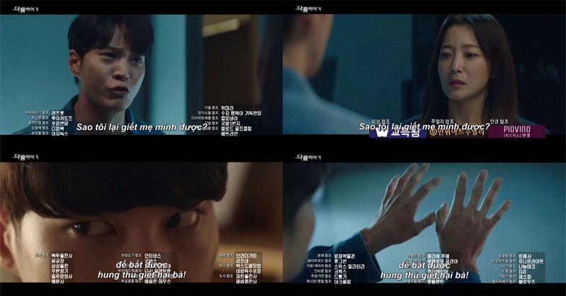 'Xứ sở Alice' teaser tập 25-26: Biên kịch bẻ lái cực gắt, không ai khác Joo Won là hung thủ giết chính mẹ ruột của mình? 2