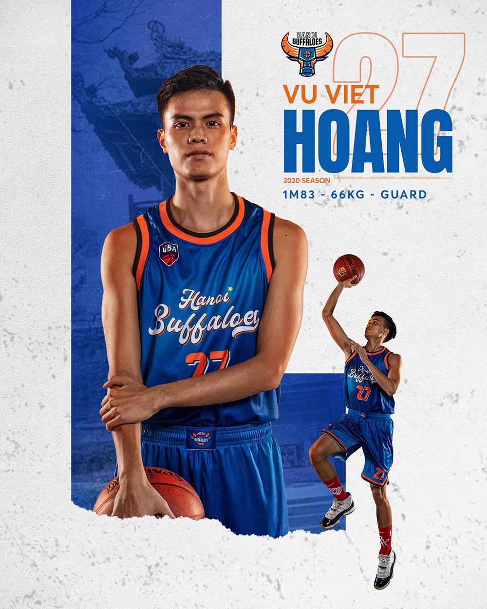 15 thành viên của Hanoi Buffaloes: Khi đã lên poster giới thiệu thì fans xác định 'thả tim' 10