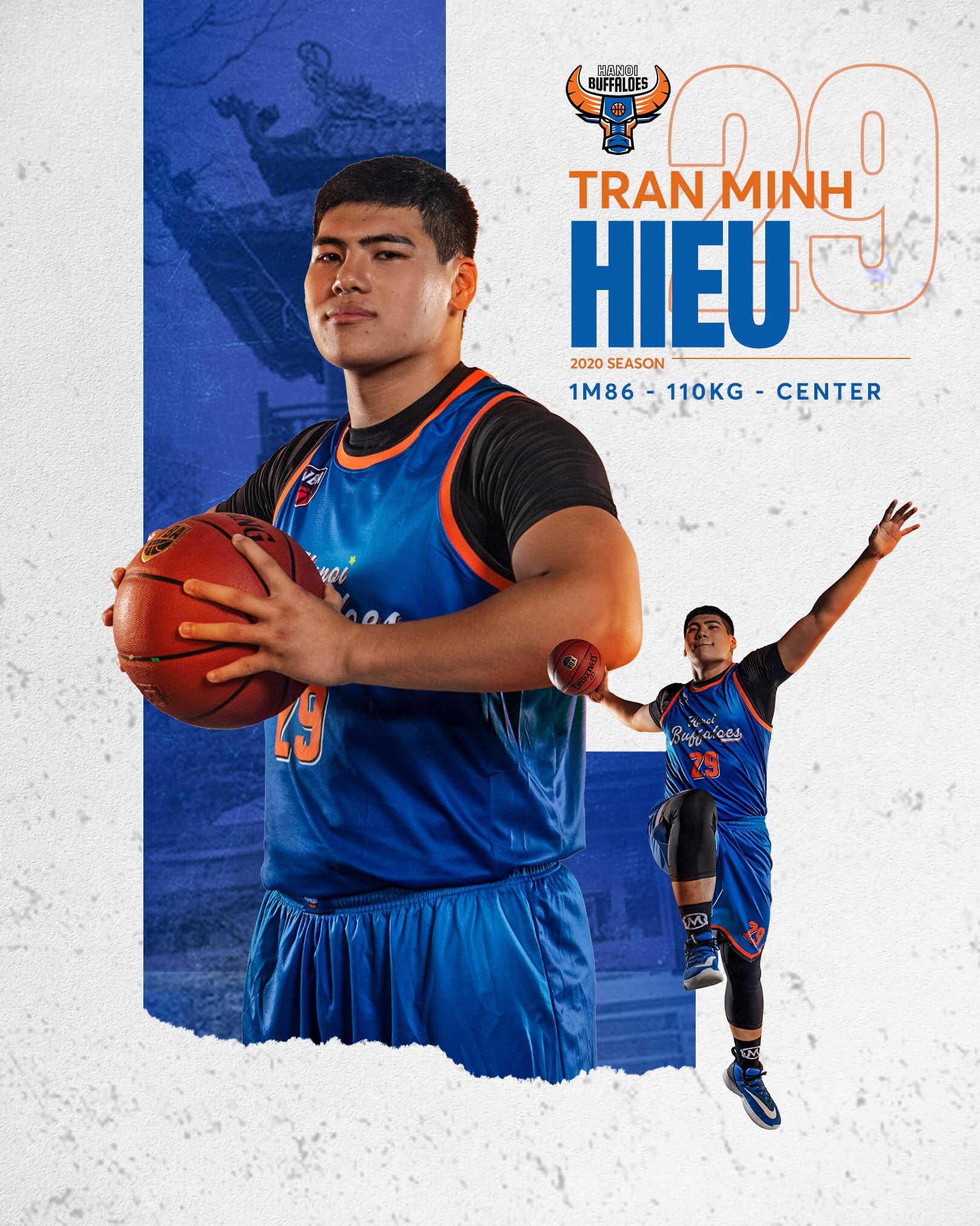 15 thành viên của Hanoi Buffaloes: Khi đã lên poster giới thiệu thì fans xác định 'thả tim' 8