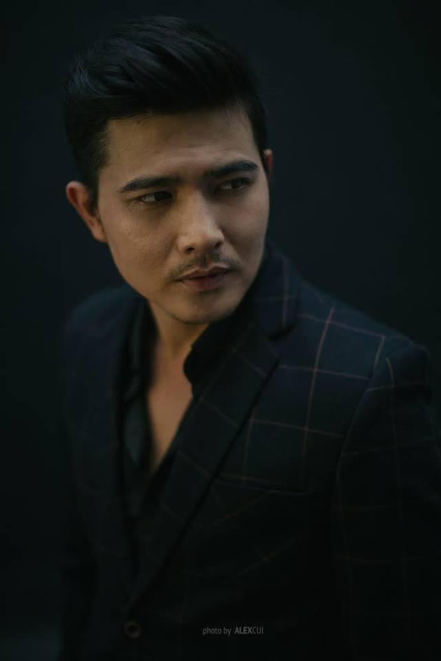 Nam diễn viên được đào tạo bài bản về diễn xuất ở Hàn Quốc