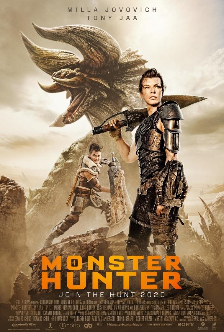Milla Jovovich săn quái vật siêu to khổng lồ cùng siêu sao võ thuật Thái Lan Tony Jaa 0