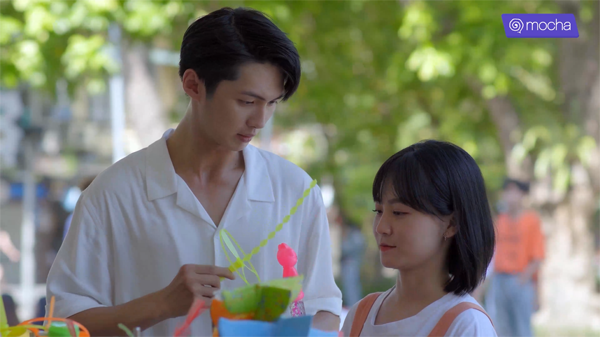 'Bạn học tôi là bố' tập 15: Chẳng cần tỏ tình, Tùng Sơn chớp ngay cơ hội hôn 'crush' 6