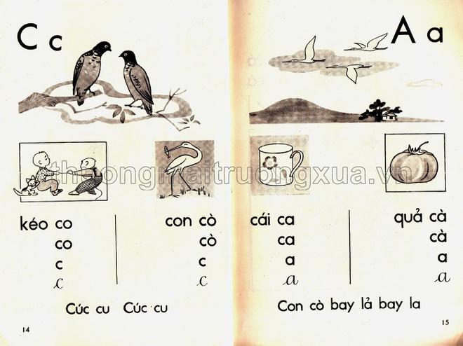 Ở mỗi bài học vần trẻ sẽ được tìm hiểu 2 từ mới tương ứng với các vần được học.