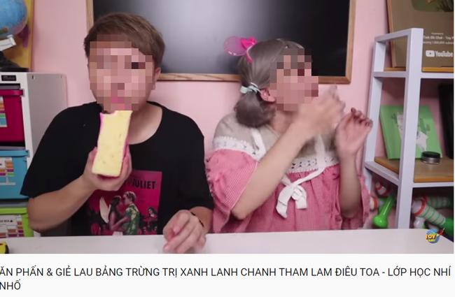 Nhiều kênh Youtube giống như những 'con sói', chực chờ bố mẹ không để ý rồi 'ngoạm' lấy trẻ bằng những clip phản cảm, dung tục 9