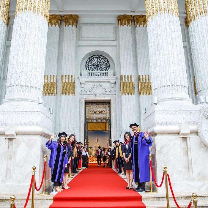 Cận cảnh buổi lễ khai giảng của trường ĐH 'xịn xò' bậc nhất Việt Nam 1