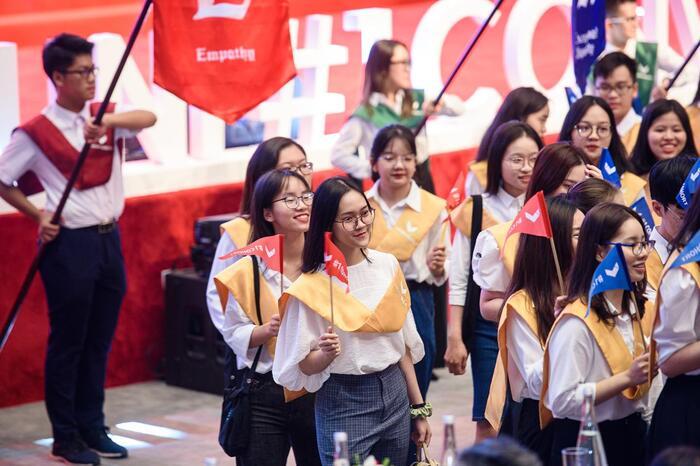 Cận cảnh buổi lễ khai giảng của trường ĐH 'xịn xò' bậc nhất Việt Nam 3