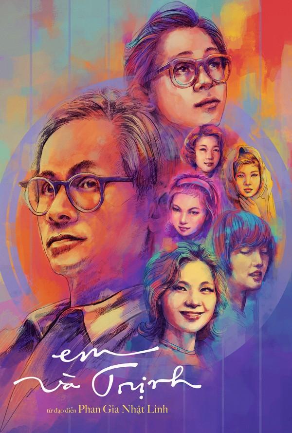 Phim điện ảnh về Trịnh Công Sơn của đạo diễn 'Em là bà nội của anh' bấm máy vào tháng 11 0