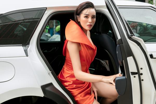 Hoa hậu Kỳ Duyên đảm nhận vai trò giám khảo cuộc thi Hoa Hậu Doanh Nhân Việt Nam Toàn Cầu 0