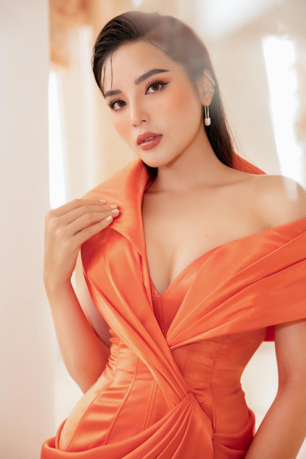 Hoa hậu Kỳ Duyên đảm nhận vai trò giám khảo cuộc thi Hoa Hậu Doanh Nhân Việt Nam Toàn Cầu 1