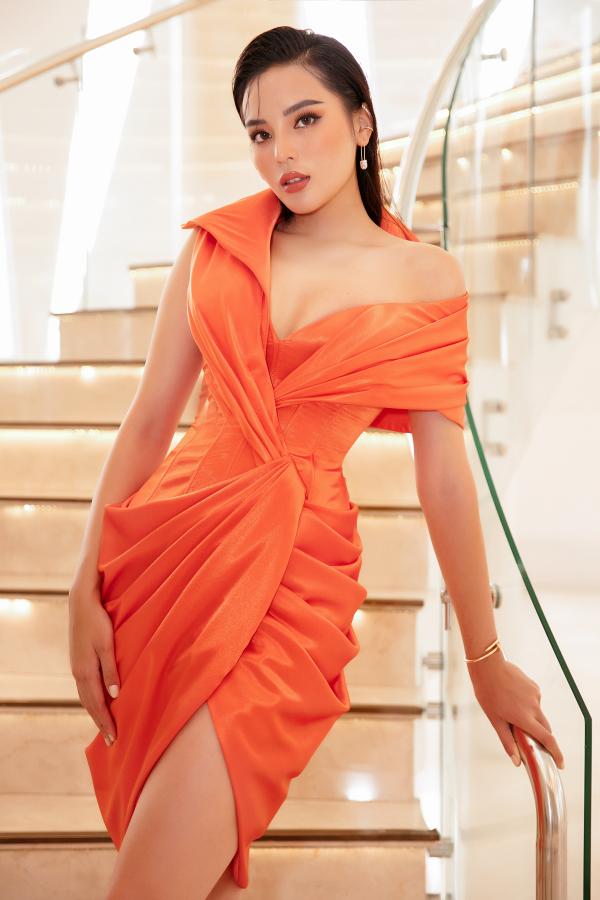 Hoa hậu Kỳ Duyên đảm nhận vai trò giám khảo cuộc thi Hoa Hậu Doanh Nhân Việt Nam Toàn Cầu 3