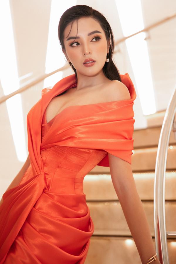 Hoa hậu Kỳ Duyên đảm nhận vai trò giám khảo cuộc thi Hoa Hậu Doanh Nhân Việt Nam Toàn Cầu 2