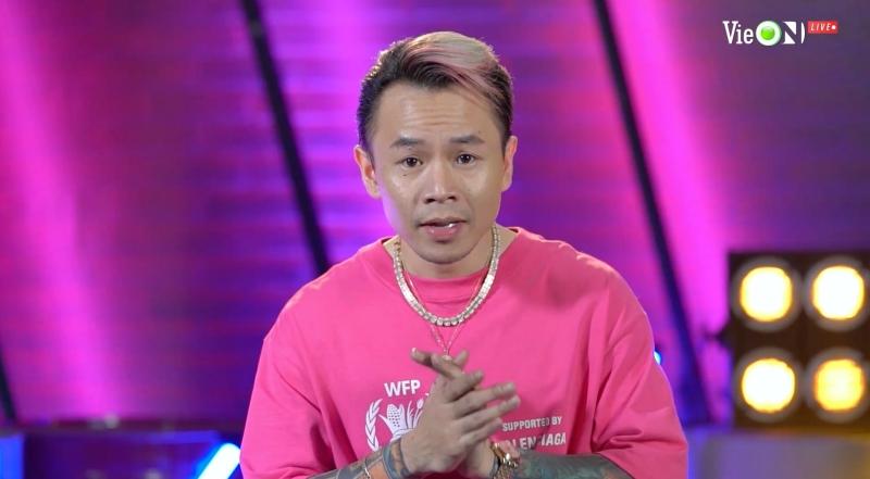 'Rap Việt' tập 12: R.Tee hóa trai hư rất ấn tượng nhưng lo sợ của Binz đã thành sự thật khi GDucky 'ra sân' 0