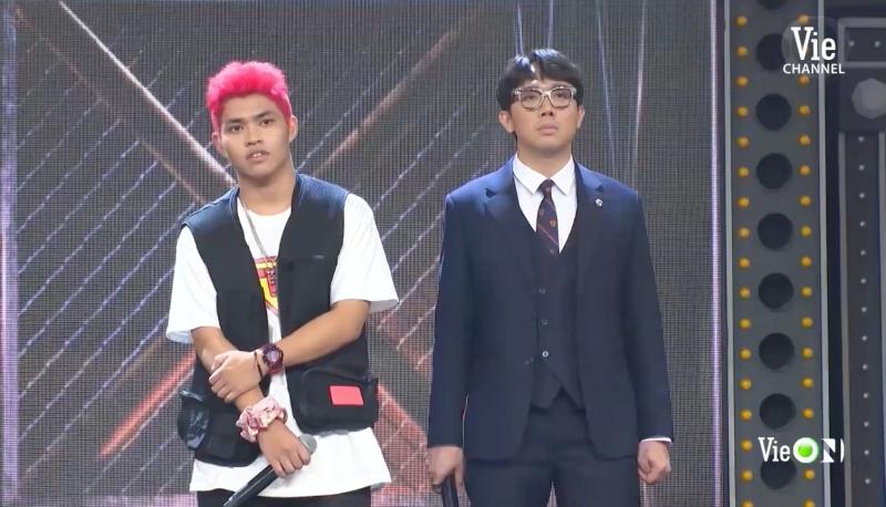 'Rap Việt' tập 12: R.Tee hóa trai hư rất ấn tượng nhưng lo sợ của Binz đã thành sự thật khi GDucky 'ra sân' 5