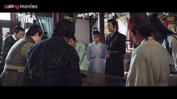 'Thâu tâm họa sư' tập 21: Lý Hoằng Bân đội mưa đội gió đi tìm vợ, Hùng Hi Nhược thú nhận đã thích anh 2