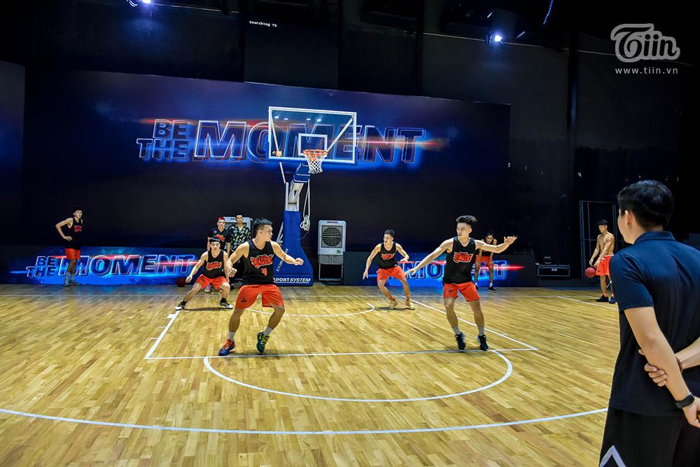 Đội hình bóng rổ Danang Dragons tập luyện căng thẳng sẵn sàng để 'Rồng thức giấc' 18