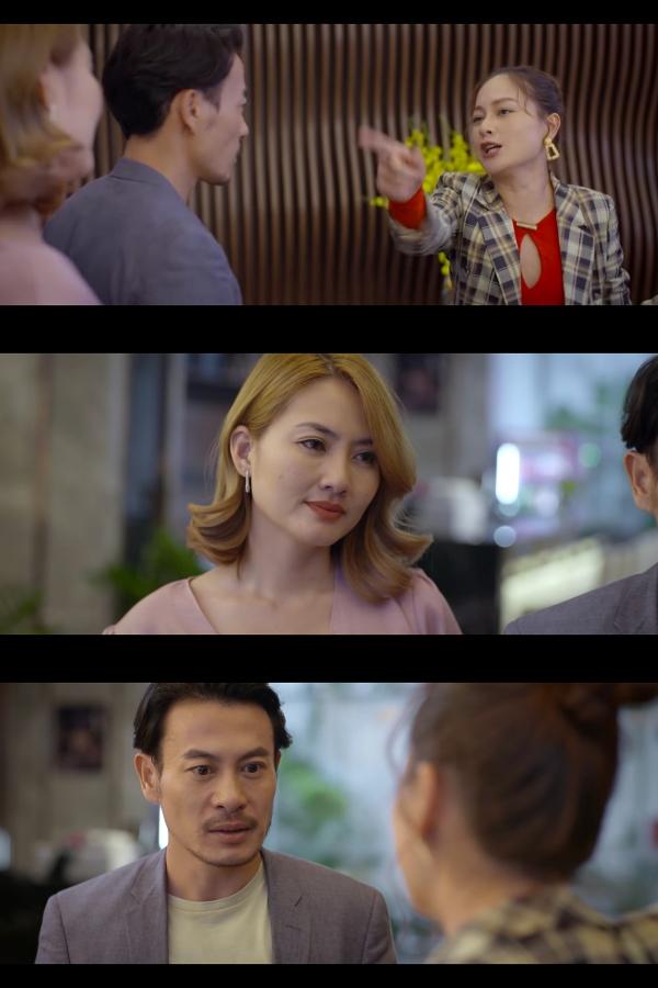 'Trói buộc yêu thương' trailer tập 13: Ngọc Lan - Trương Thanh Long bị Lan Phương bắt ghen ngay cửa khách sạn 0