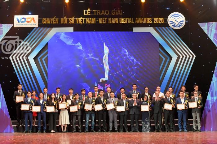 Siêu ứng dụng Mocha đạt Giải thưởng Chuyển đổi số Việt Nam 2020 3