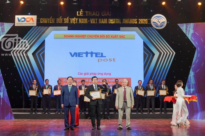 Siêu ứng dụng Mocha đạt Giải thưởng Chuyển đổi số Việt Nam 2020 4