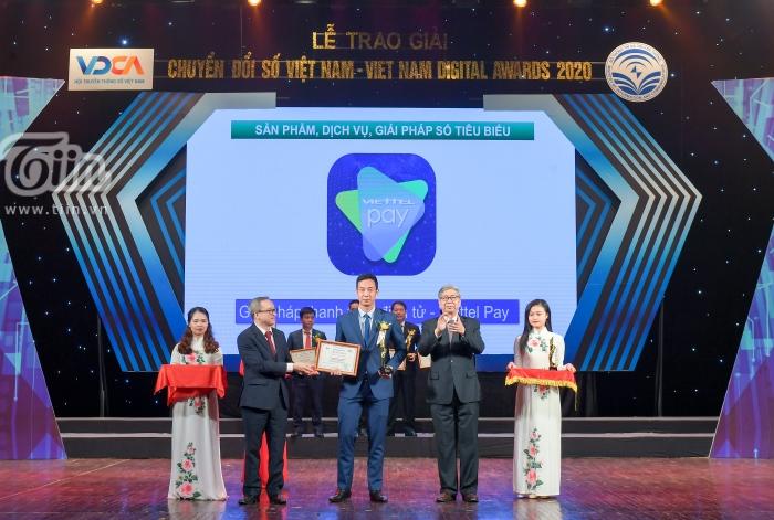 Siêu ứng dụng Mocha đạt Giải thưởng Chuyển đổi số Việt Nam 2020 5