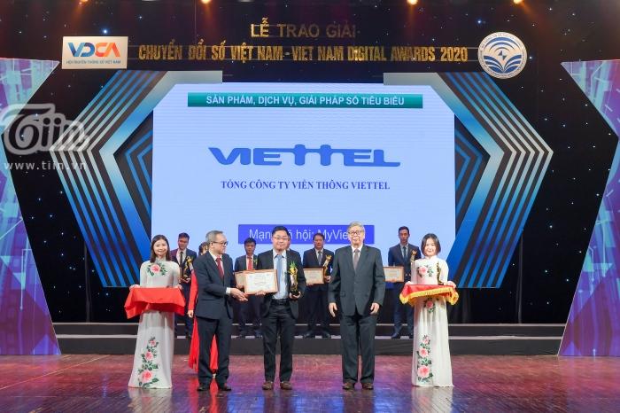 Siêu ứng dụng Mocha đạt Giải thưởng Chuyển đổi số Việt Nam 2020 6