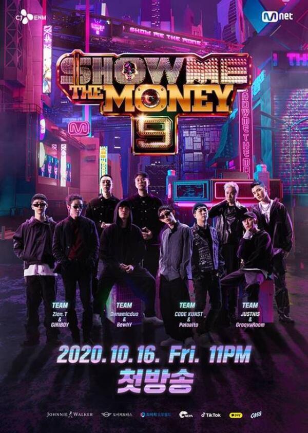 Show Me The Money mùa 9