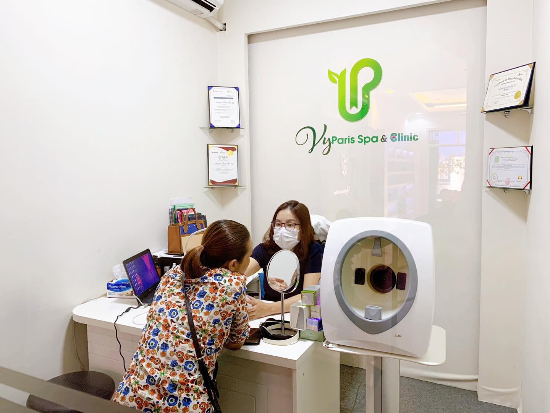 Hơn 1000 khách hàng tin tưởng khám và điều trị mỗi tháng tại Vy Paris Boutique 0