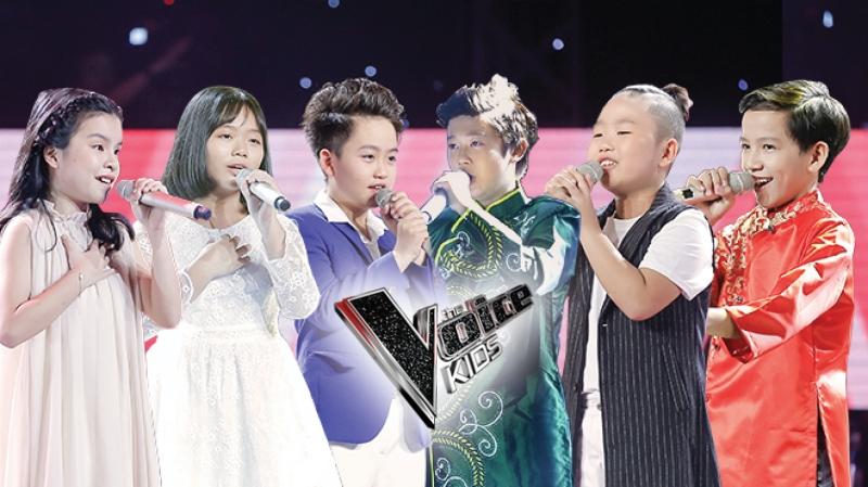 The Voice Kidsrất thành công, nhưngKing Of Rap KIDSthì chưa chắc.