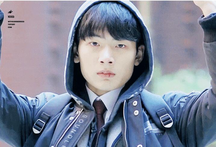 Tiết lộ 7 diễn viên thủ vai BTS trong phim của biên kịch 'Cô nàng cử tạ Kim Bok Joo': Suga là sát nhân, hoàn lương khi gặp Jungkook? 16
