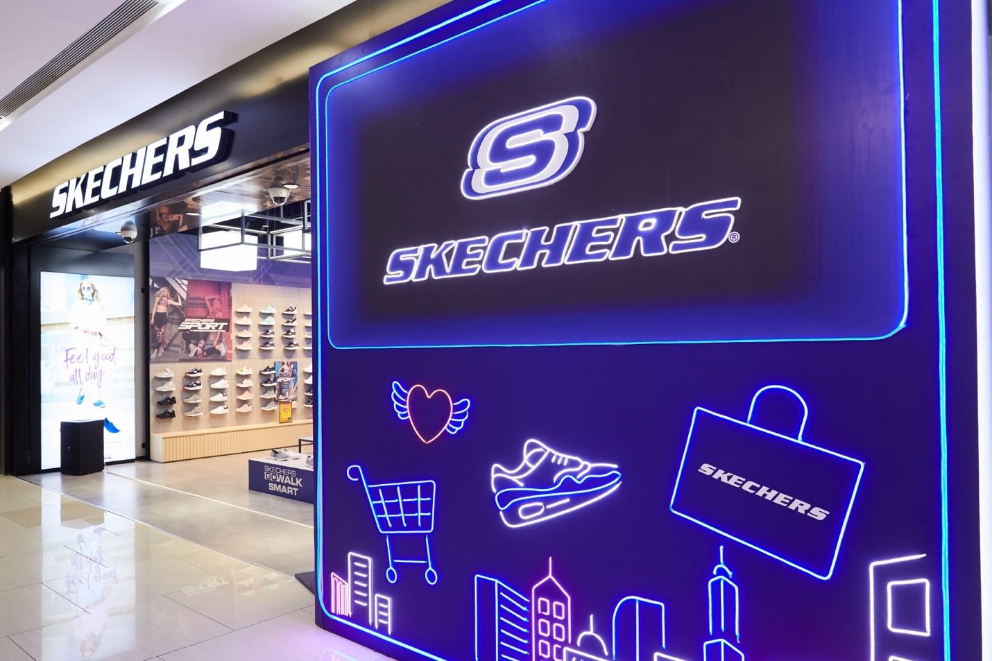 Skecherskhai trương cửa hàng lớn nhất Việt Nam tại Hà Nội 0