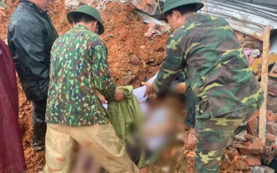 Đã tìm thấy tất cả 22 thi thể vụ sạt lở kinh hoàng ở Quảng Trị 1