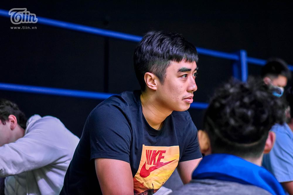 'Rất vui khi VBA quay lại rồi, chúc cho đội Hanoi Buffaloes thành công!' – Stefan gửi đến những 'đồng đội cũ' của mình.