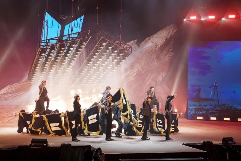 Concert online mới của BTS đã xô đổ kỉ lục Guinness mà chính họ đang nắm giữ.